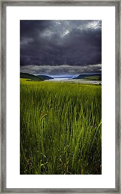 Munlochy Bay Framed Print