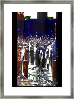 Framed Print featuring the photograph Murano Glass by Raffaella Lunelli