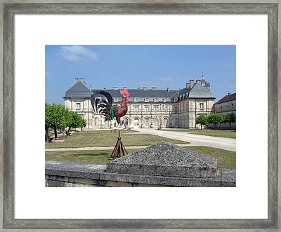 Musee Departmental Albert Demard  Framed Print by Joseph Hendrix
