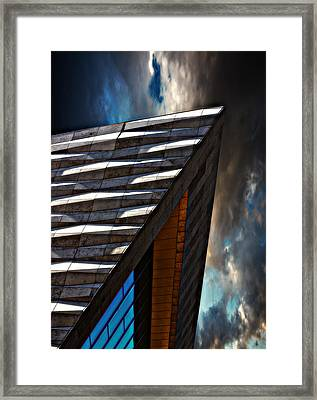 Museum Of Liverpool Framed Print by Meirion Matthias