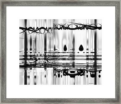 Music For My Eyes Framed Print