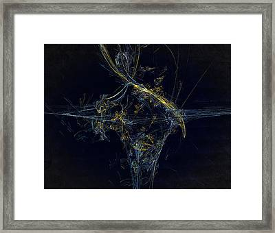 Music Framed Print by Nafets Nuarb