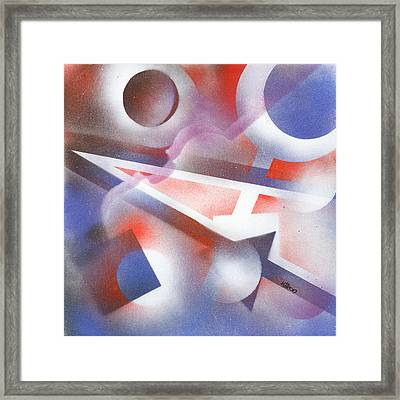 Music Of The Spheres Framed Print