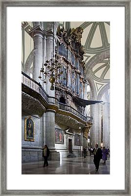 Framed Print featuring the photograph Music On High by Lynn Palmer