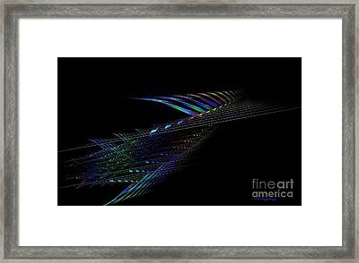Musical Emotions Framed Print
