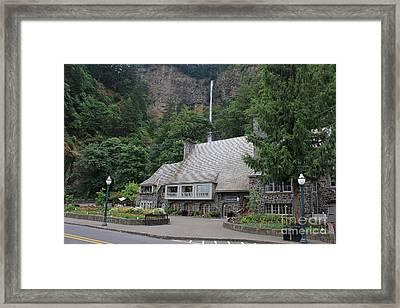 Mutnomah Falls Framed Print
