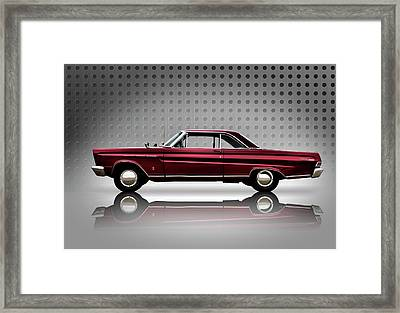 Muy Caliente Framed Print by Douglas Pittman