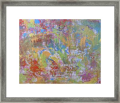 My Boiled Element Framed Print by Pam Tapp