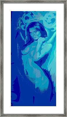 My Fallen Angel Framed Print by Chuck Re