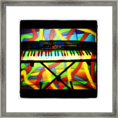My Favorite #instrument To #play Framed Print