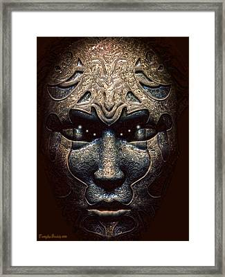 My Friend From The Metallurgical Plant.  Framed Print by Tautvydas Davainis