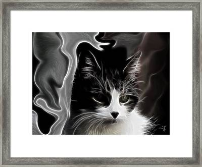 My Girl - Memories Of Cika Framed Print