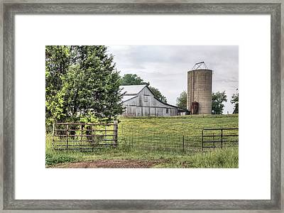 My Kind Of Gated Community  Framed Print by JC Findley