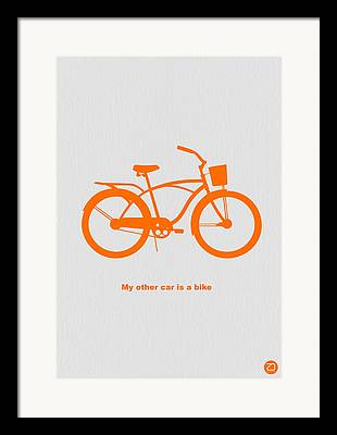 Bicycle Art Framed Prints