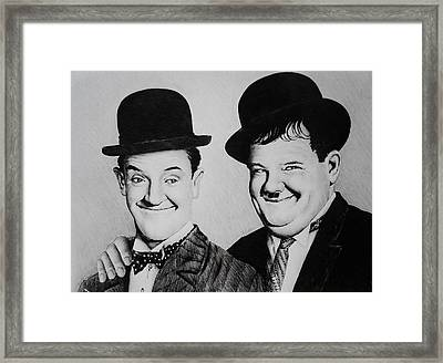 My Pal Framed Print by Andrew Read
