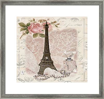 My Paris Framed Print
