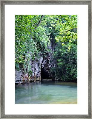 My Peace Framed Print by Li Newton