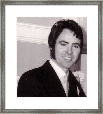 My Photo Many Years Ago Framed Print by Peter  McPartlin