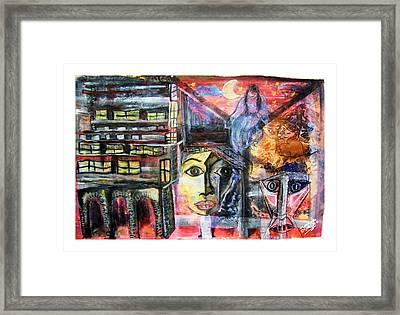 My Trinity Framed Print
