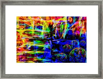 My Universe Framed Print by Angelina Vick