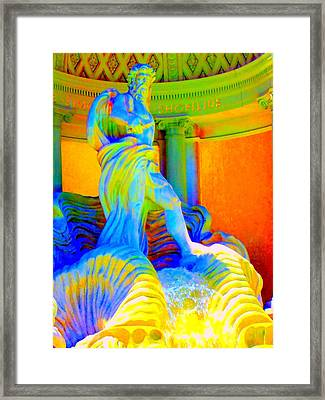 My Vegas Caesars 1 Framed Print