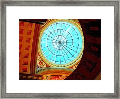 My Vegas Caesars 10 Framed Print