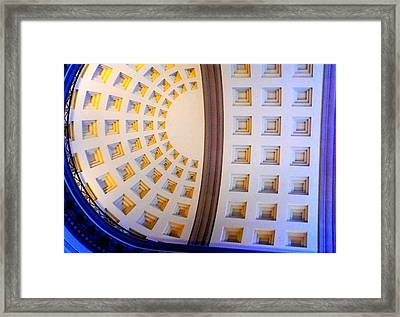 My Vegas Caesars 11 Framed Print