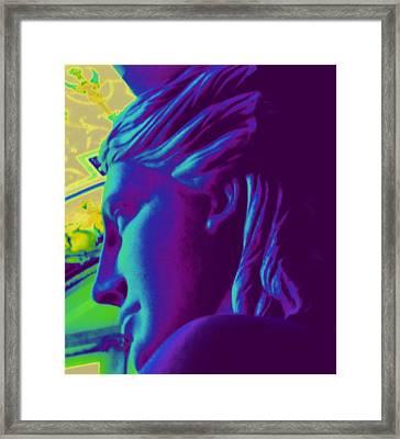 My Vegas Caesars 16 Framed Print by Randall Weidner