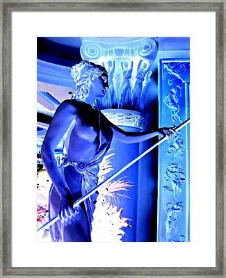My Vegas Caesars 25 Framed Print by Randall Weidner