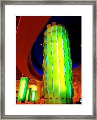 My Vegas Caesars 26 Framed Print