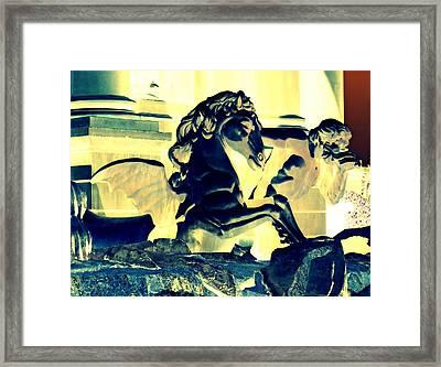 My Vegas Caesars 3 Framed Print