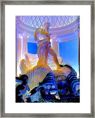 My Vegas Caesars 5 Framed Print