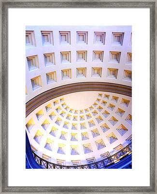 My Vegas Caesars 7 Framed Print