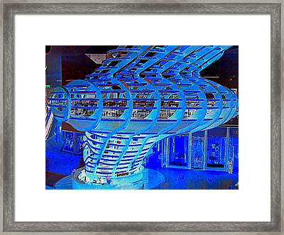 My Vegas City Center 10 Framed Print by Randall Weidner