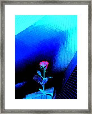 My Vegas City Center 14 Framed Print by Randall Weidner