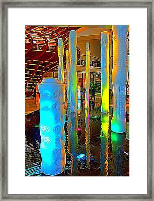 My Vegas City Center 18 Framed Print by Randall Weidner