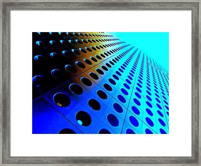 My Vegas City Center 2 Framed Print by Randall Weidner
