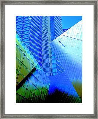 My Vegas City Center 21 Framed Print by Randall Weidner