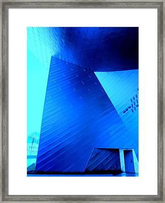 My Vegas City Center 4 Framed Print by Randall Weidner