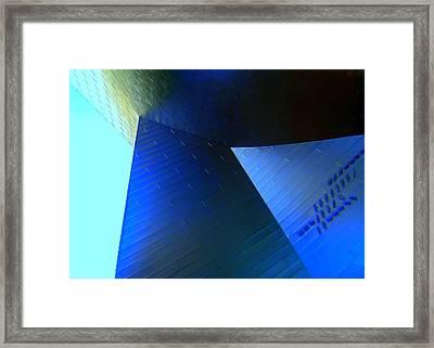 My Vegas City Center 5 Framed Print by Randall Weidner