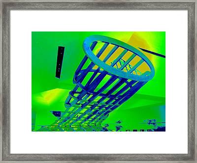 My Vegas City Center 9 Framed Print by Randall Weidner