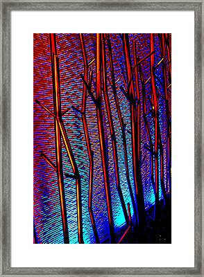 My Vegas Mandalay 4 Framed Print by Randall Weidner