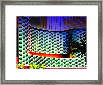 My Vegas Planet Hollywood 2 Framed Print by Randall Weidner