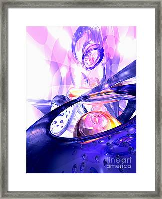 Mystically Phenomenal Framed Print by Alexander Butler