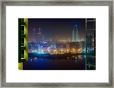 Myths In The Making Framed Print by Thorne Owenly