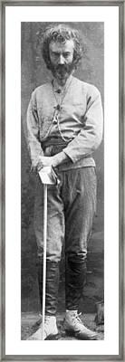 N. Miklukho-maklai, Russian Ethnologist Framed Print by Ria Novosti