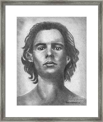 Nadal Framed Print by Kostas Koutsoukanidis