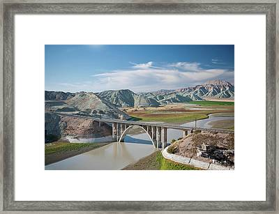 Nallihan Framed Print by Salvator Barki