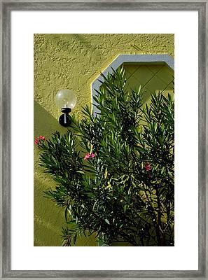 Naples Framed Print by Joseph Yarbrough