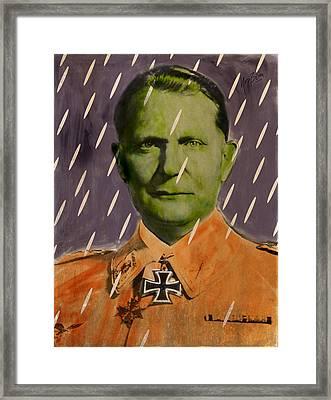 Nasi Goering Framed Print
